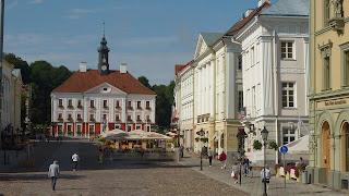 raekoja plats de Tartu