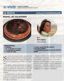 La Voz de Almería 28 Septiembre 2012