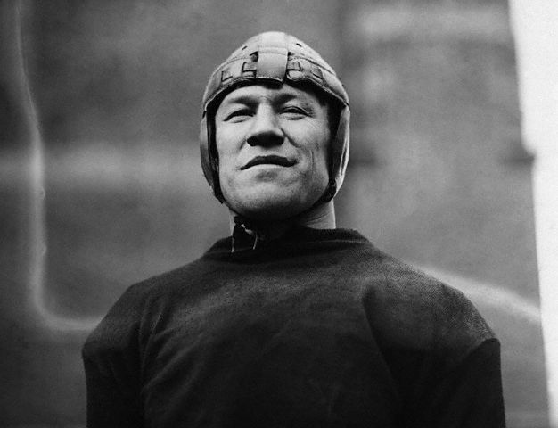 jim thorpe Jim thorpe was the greatest all-around athlete of the deadball era in addition to playing major-league baseball for six seasons, the 6'1, 185 lb thorpe was an olympic champion in the pentathlon and decathlon and the greatest american football player in history according to a 1977 sport magazine poll.