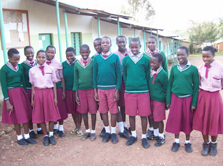 JIPE MOYO SCHOOL - Kishuro Primary School