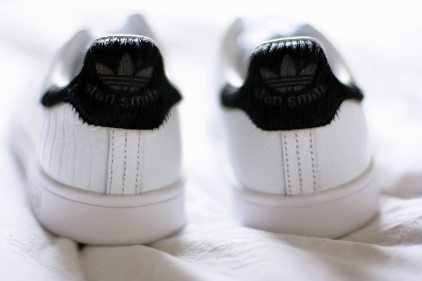 adidas stan smith poil