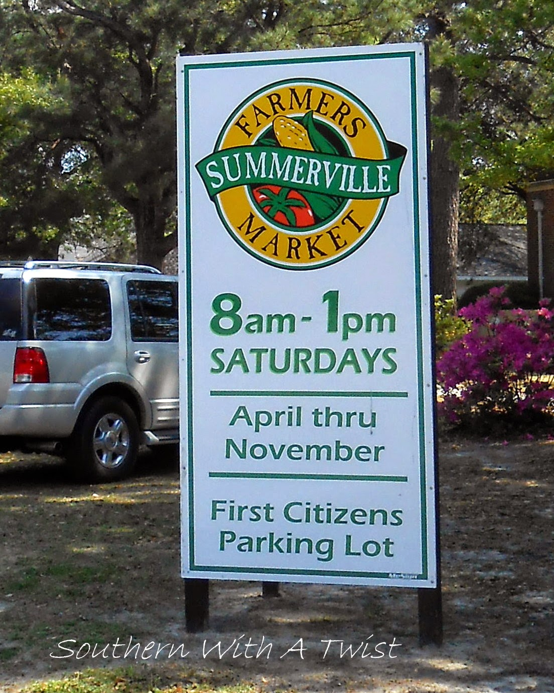 Southern With A Twist: Our Trip to Summerville Farmers Market and ...