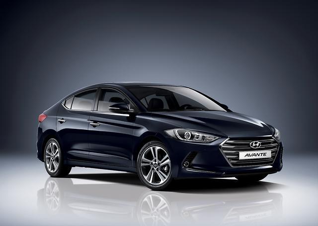 2016 Hyundai Elantra Avante