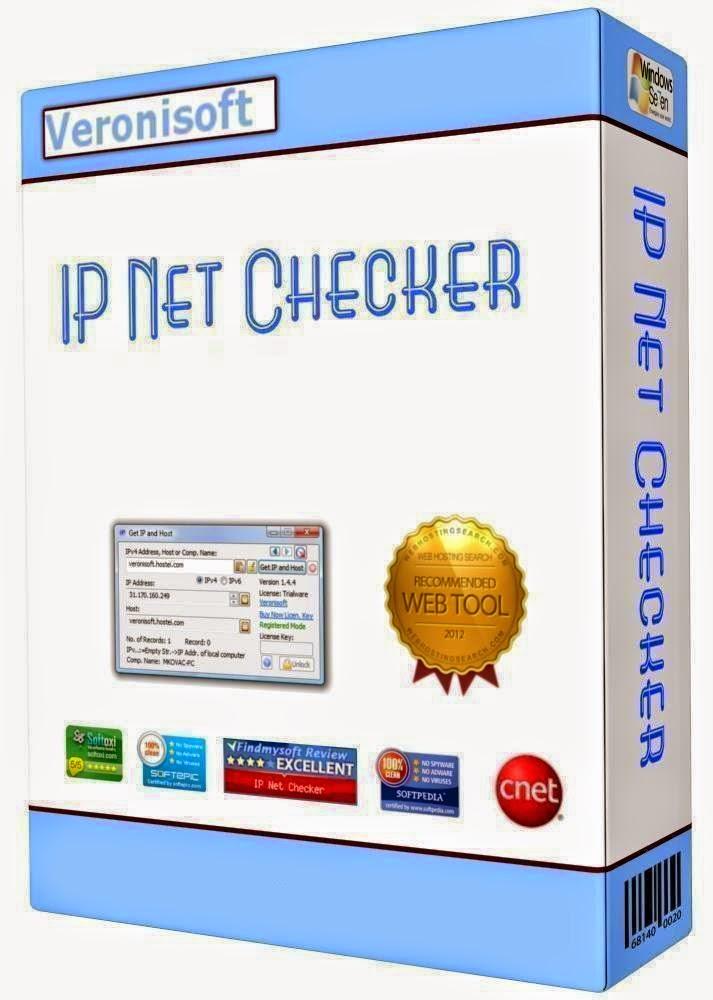 تحميل برنامج IP Net Checker 1.5.9.3 للتحكم في شبكة الانترنيت