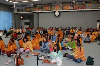 Thanksgiving retreat with Siddheshvari Devi at Radha Madhav Dham 7