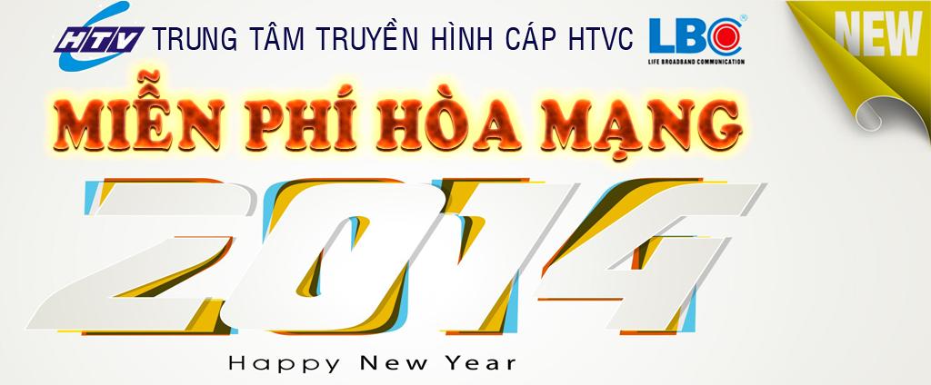 HTVC, Cơ hội đăng ký lắp đặt truyền hình cáp và Internet HTVC 12.2014