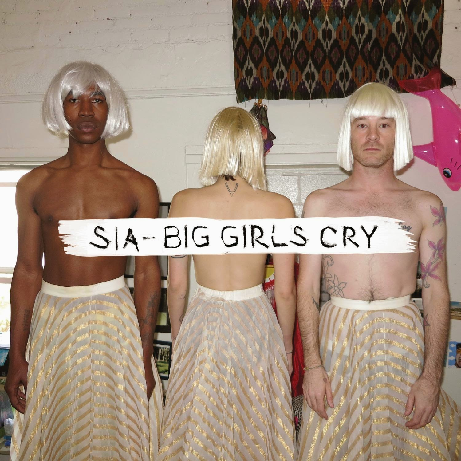 Sia video new single Big Girls Cry