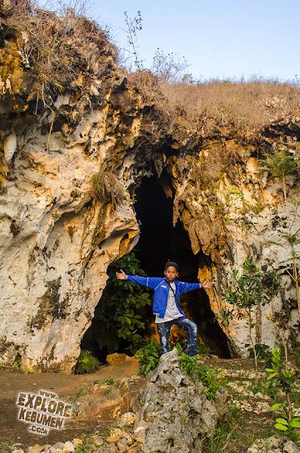 Sawangan Adventure Karangduwur - Goa siwowo