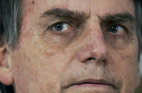 JAIR BOLSONARO: BRAZIL GETS THEIR OWN TRUMP