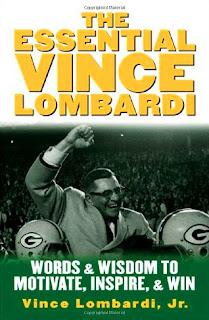 Vinc Lombardi libro words and wisdom to motivate inspire and win Frases y citas de motivacion