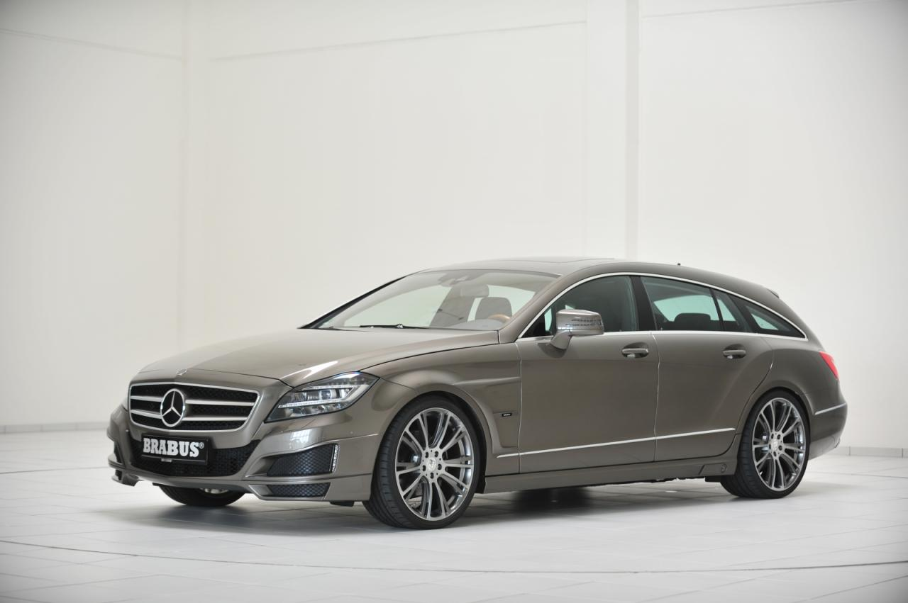 agamemnon brabus cls shooting brake. Black Bedroom Furniture Sets. Home Design Ideas