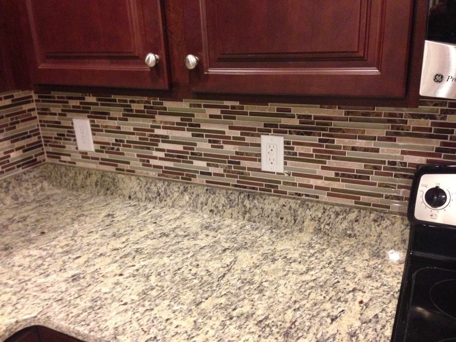 our 1st new home building a ryan homes milan backsplash
