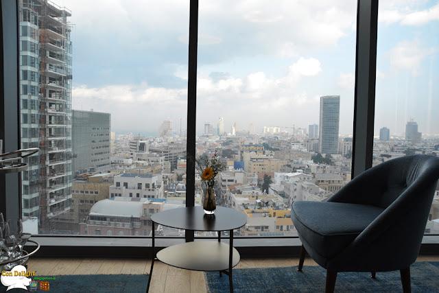 22 rothschild hotel view
