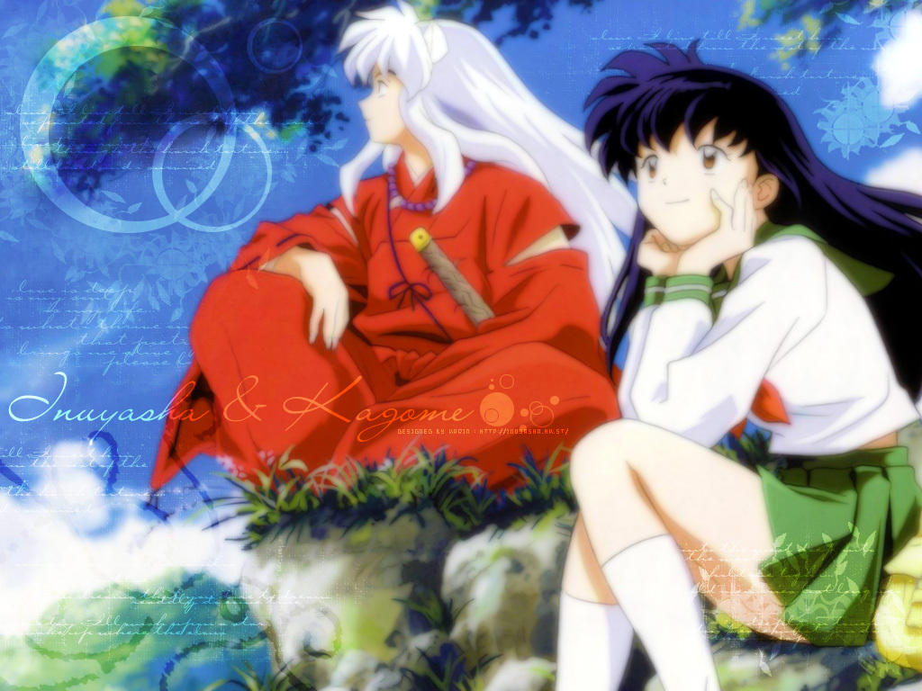 inuyasha and kagome's daughter