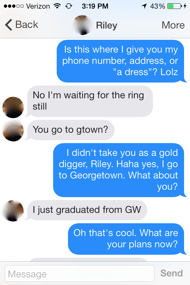 tinder hookup story I'm a complete sucker for vacation hookup stories  tinder was obviously a way to meet new people, and i ended up having a first date with an american guy.
