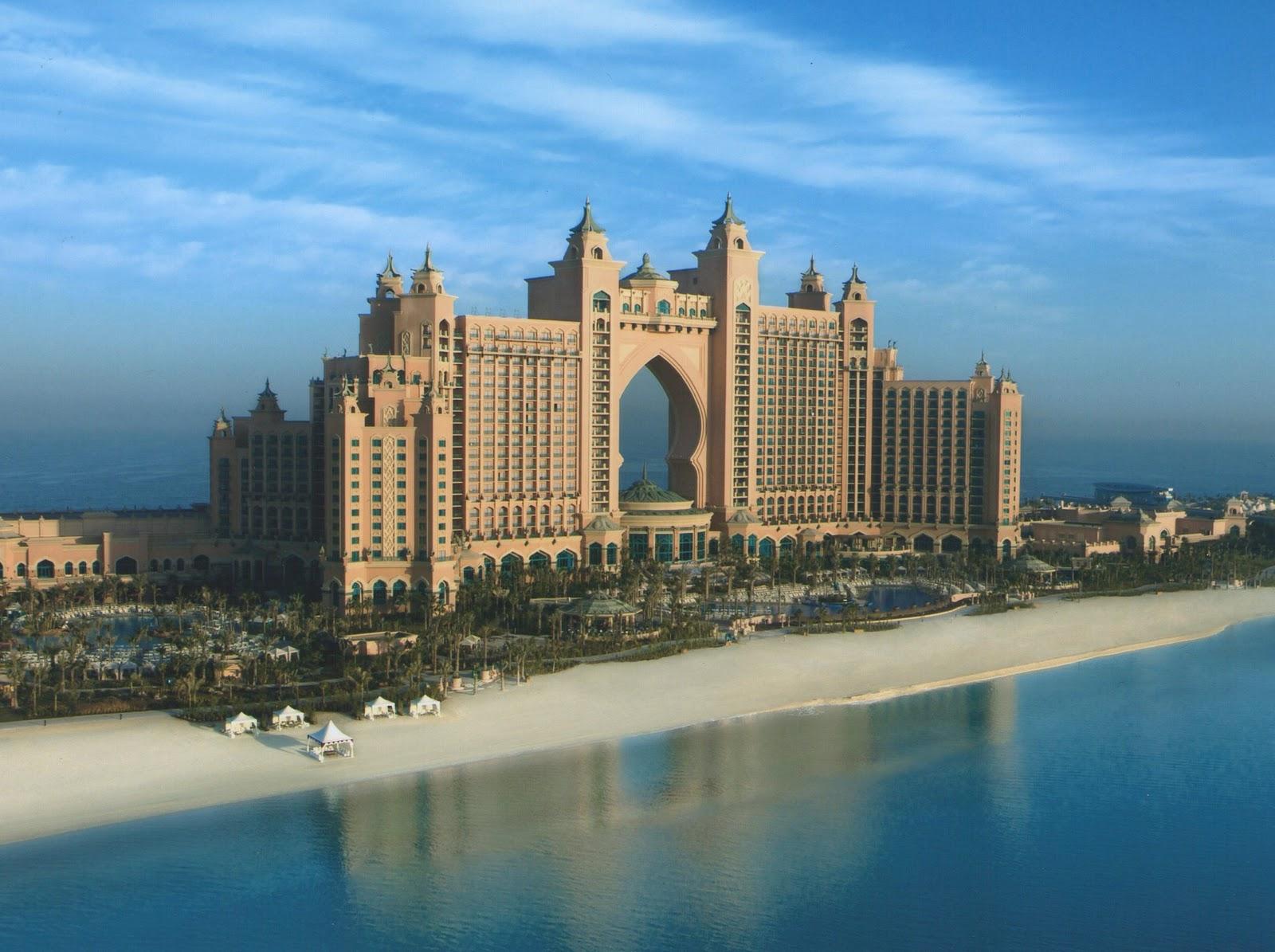 At home with the houses dubai for Dubai resorts