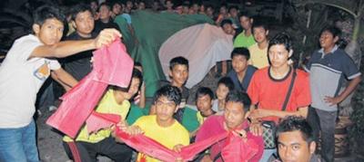 Bendera PAS, PKR Bagan Serai Kena Koyak