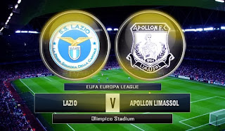 Prediksi Lazio vs Apollon Limassol 8 November 2013