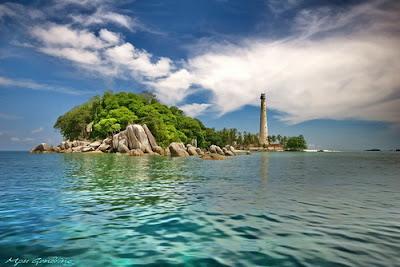 Asal usul Pulau Belitung