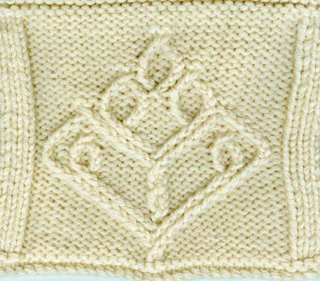 Knitting and More: Bavarian Twisted Stitches
