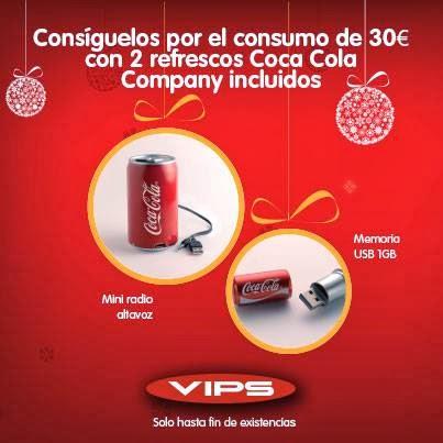 Me gusta ahorrar regalos coca cola en vips - Regalos coca cola ...