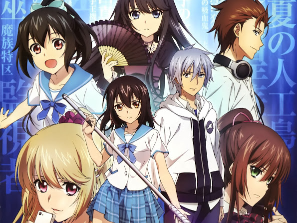 Strike the Blood Anime 4o