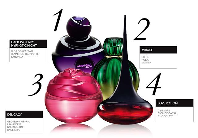 4 Aromas Oriflame para dar Vida às suas Noites