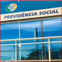 Previdência Social. Formulários utilizados.
