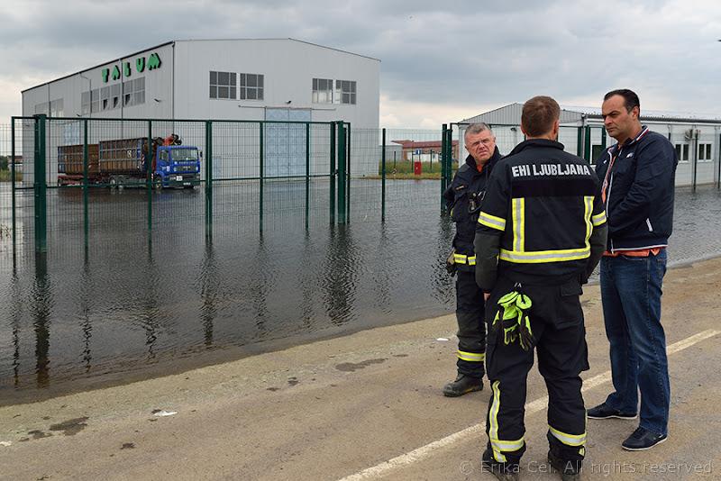 Alluvione Bijeljina EHI Lljubljana