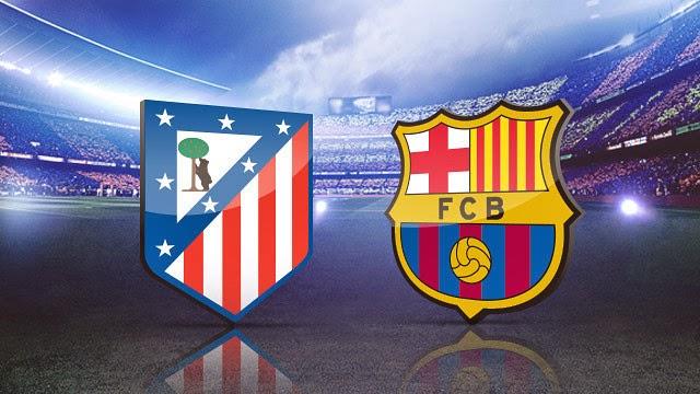 مشاهدة مباراة أتلتيكو مدريد وبرشلونة بث مباشر 9-4-2014 دوري أبطال أوروبا Atlético Madrid vs Barcelona