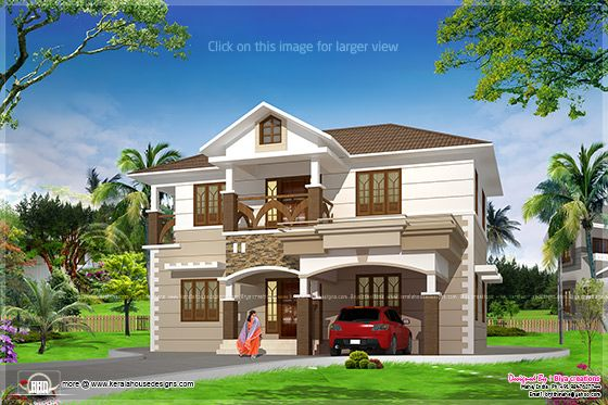 5 Beautiful Modern Contemporary House likewise Single Floor House Plans also February 2016 Kerala Home Design And Floor Plans together with Indian Style Sweet Home 3d Designs besides One Storey House Floor Plans In The Philippines. on indian house design single floor designs 2