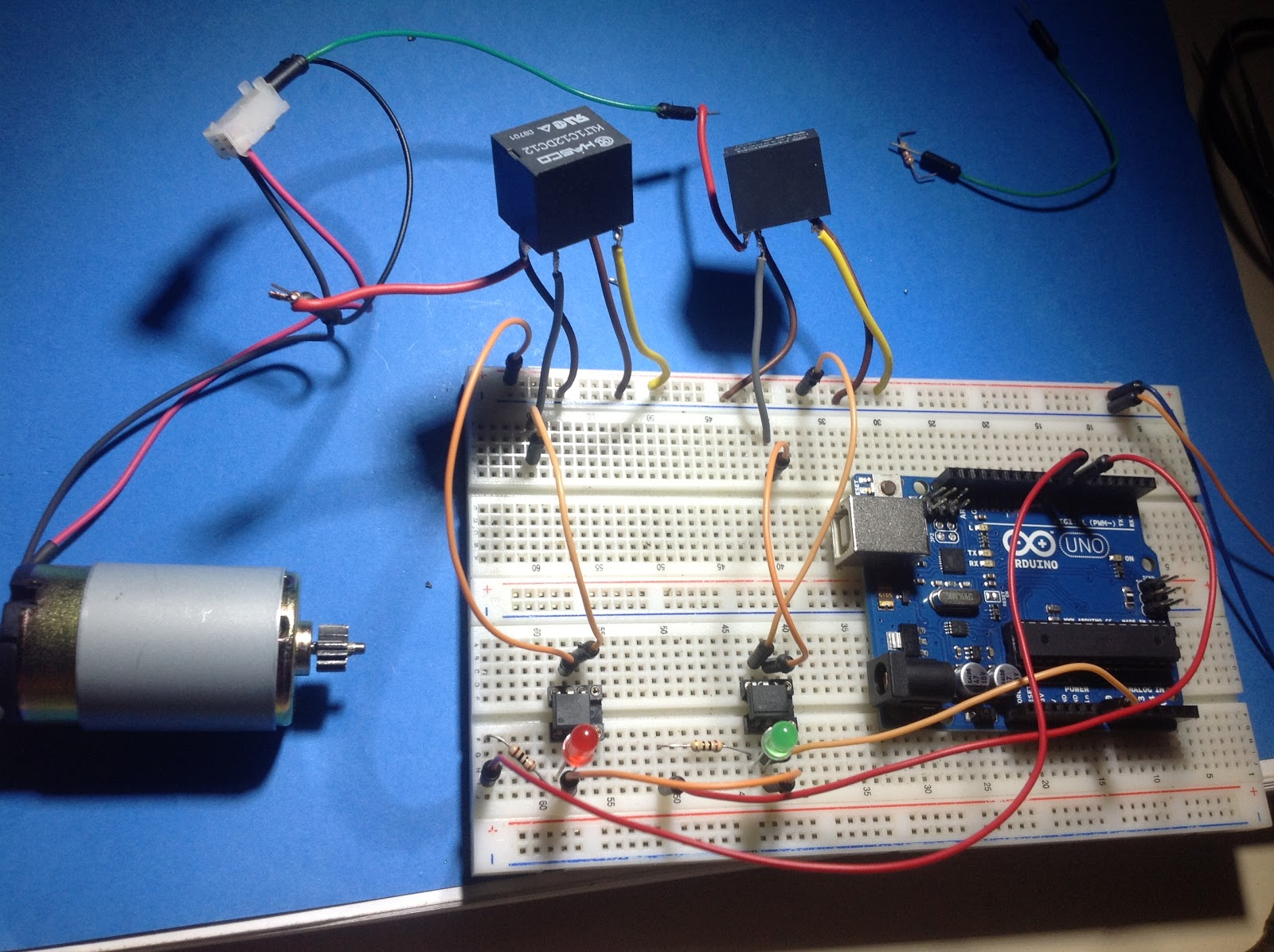 ARDUINO By Myself: Ponte H - Controle