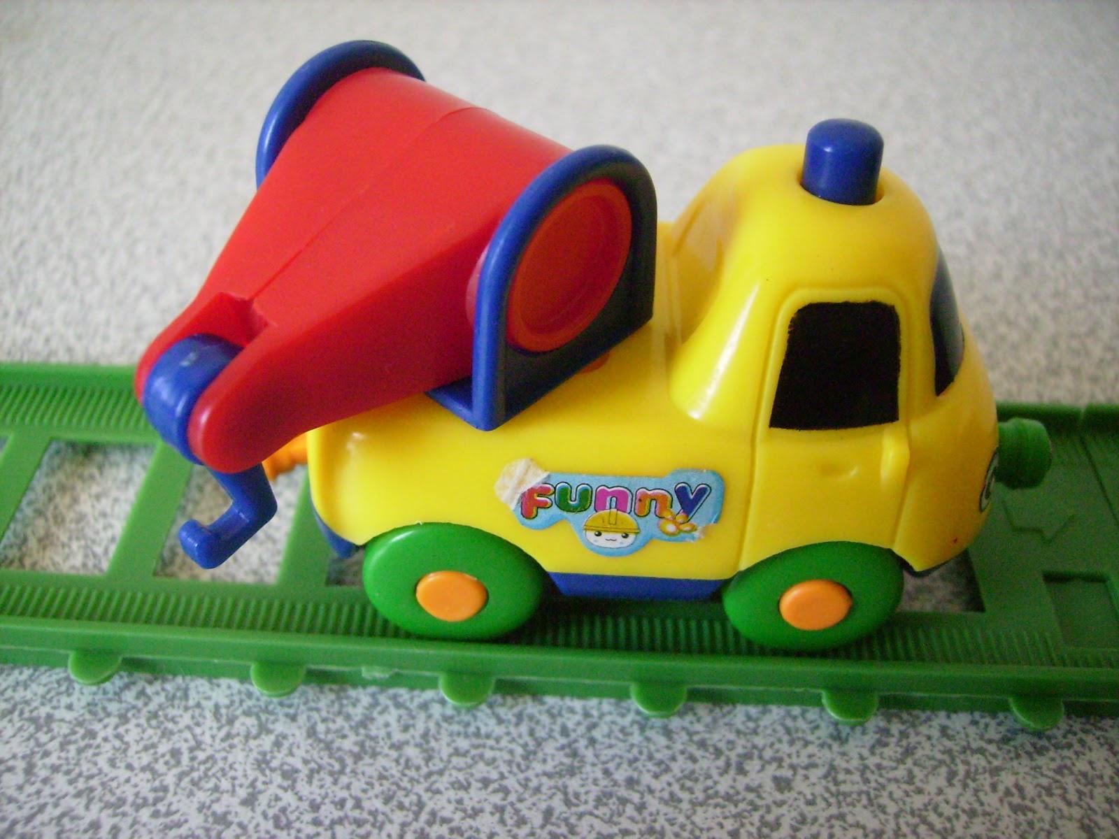 oyuncak trenler