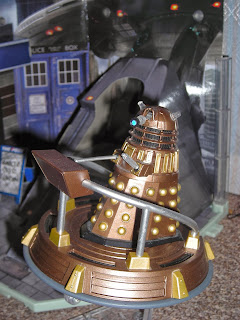 Dalek Invasion Time Zone Playset