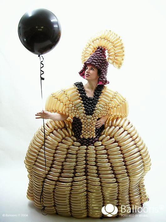 платье из ШДМ от Майкла Гжерика