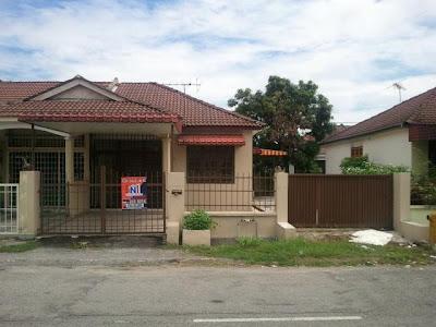 Ipoh House For Sale Bercham Bandar Baru Putra
