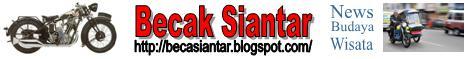 Becak Siantar - Becak Keren di Indonesia