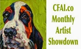 Enter the CFAI.co Monthly Artist Showdown