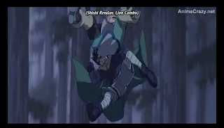 Sasuke Lion Combo, Naruto the Movie: Ninja Clash in the Land of Snow