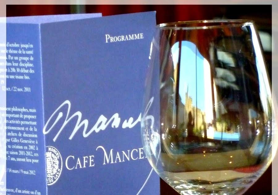 Cafe Mancel Caen France