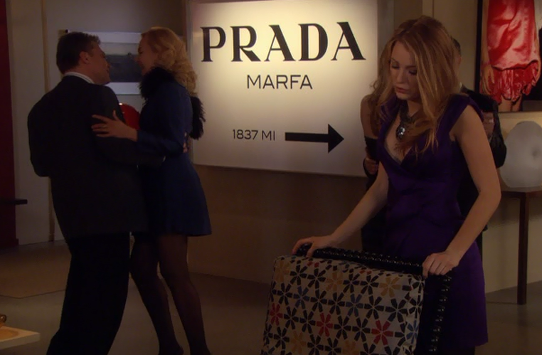 prada marfa bild selber machen gossip girl neuer blog. Black Bedroom Furniture Sets. Home Design Ideas