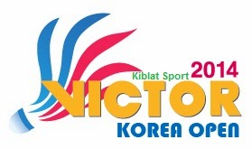 Jadwal Victor Korea Open Super Series 2014