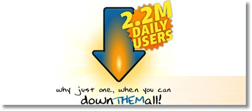 Download Manager Downthemall