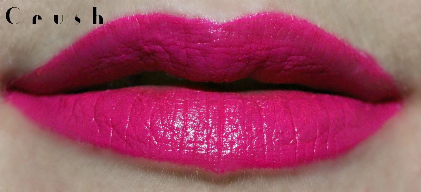 Urban Decay Crush lipstick