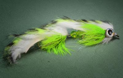 articulated streamer snot goblin spirit river uv2