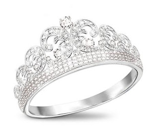 Exclusive Princess Catherine Royal Wedding Tiara Ring