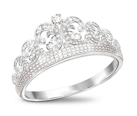 Royal Wedding Tiara Diamonesk Ring Prince William Amp Kate