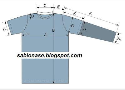 LEBAR BADAN = 1/2 lingkar badan, atau diukur pada posisi 2,5 cm