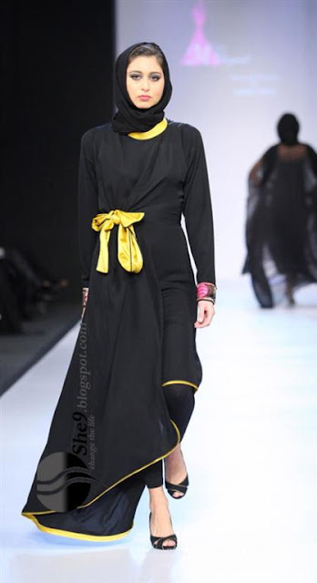 Women Abaya Fashion 2012
