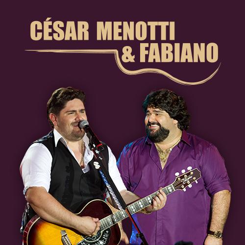 Cesar Menotti e Fabiano - Participa��o Especial
